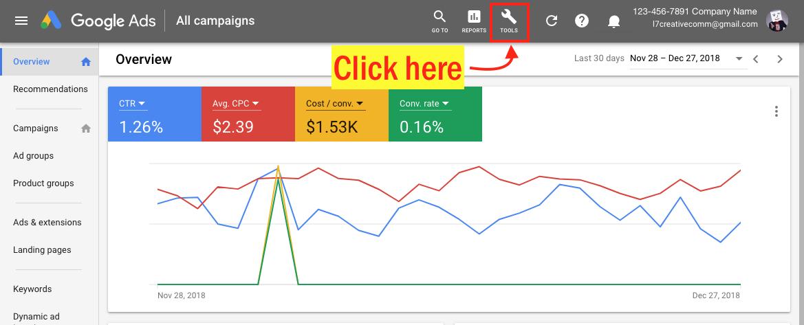 Edit Your Google Ads Payment Info - Step 2 Screenshot