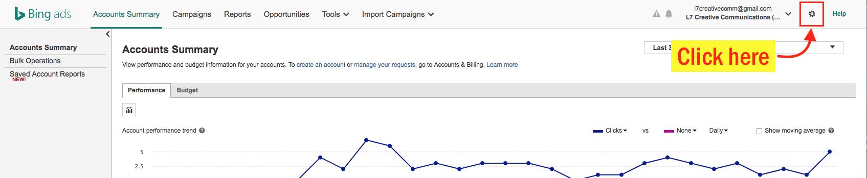Edit Your Bing Ads Payment Info - Step 2 Screenshot