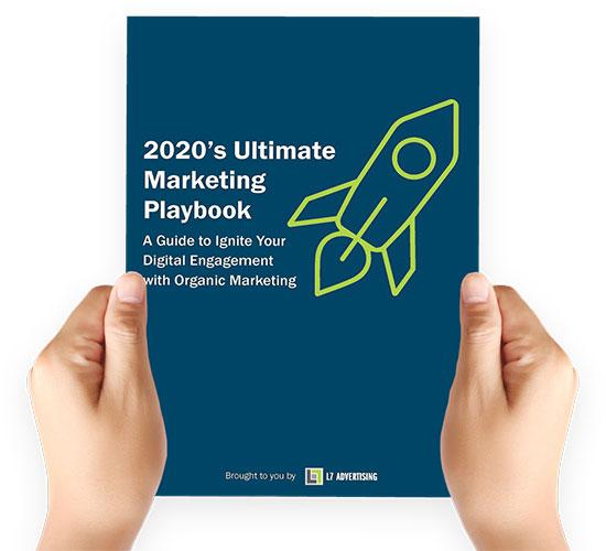 marketing playbook graphic