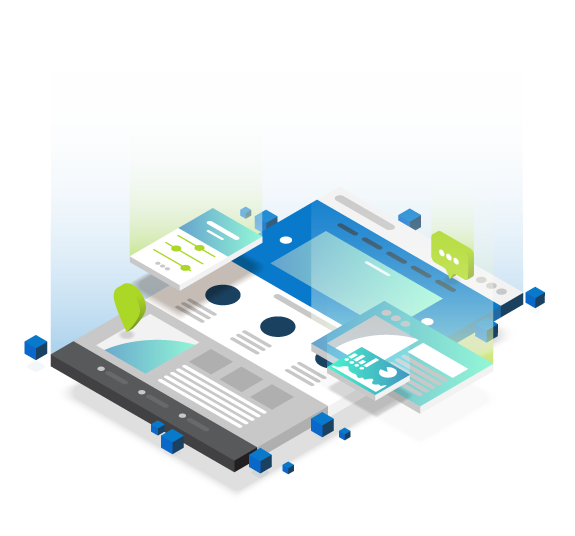 Graphics of a Website