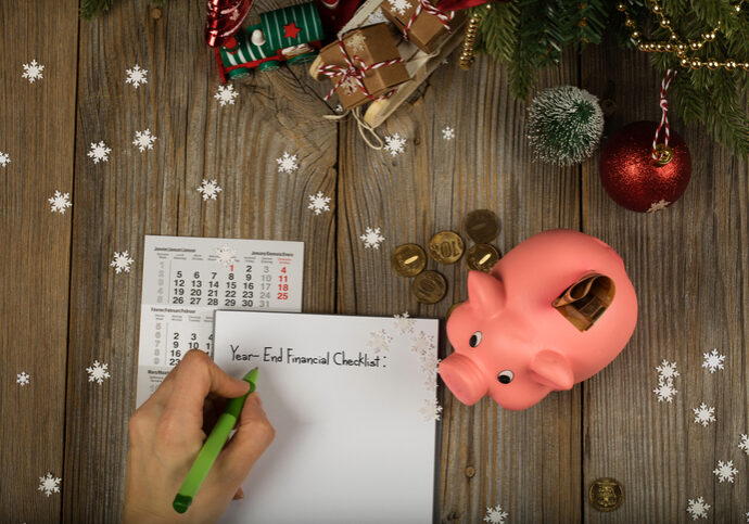 year end marketing checklist for small business